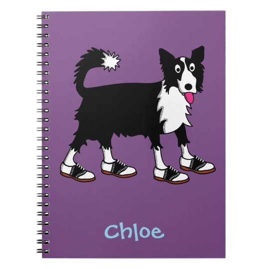 Jett le carnet de border collie