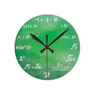 Jeu-concours de maths - horloge de tonnelier de