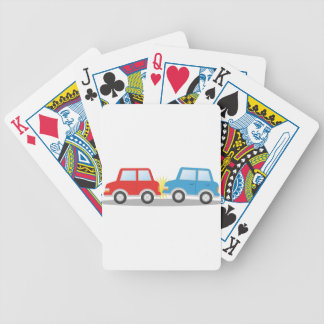 Jeu De Cartes Accident de voiture