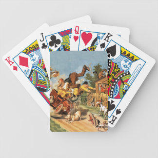 Jeu De Cartes Accident fol