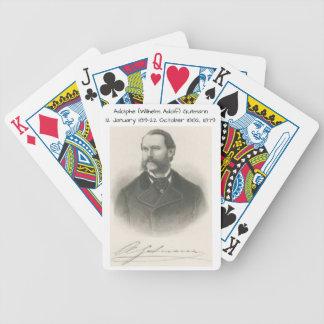 Jeu De Cartes Adolphe (Wilhelm Adolf) Gutmann