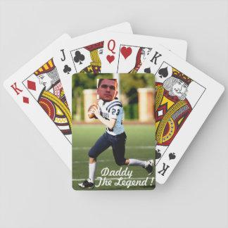 Jeu De Cartes American Football Player -