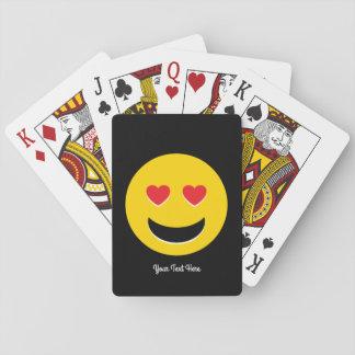 Jeu De Cartes Amour d'Emoji