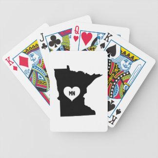 Jeu De Cartes Amour du Minnesota