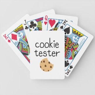 Jeu De Cartes Appareil de contrôle de biscuit