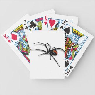 Jeu De Cartes Araignée de veuve noire