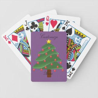 Jeu De Cartes Arbre de Noël Thunder_Cove