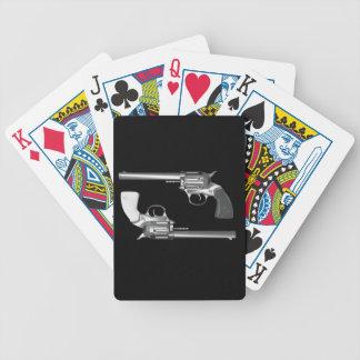 Jeu De Cartes arme à feu
