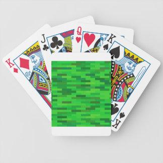 Jeu De Cartes arrière - plan vert