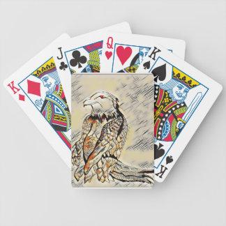 Jeu De Cartes Attaquons mosaïque d'Eagle