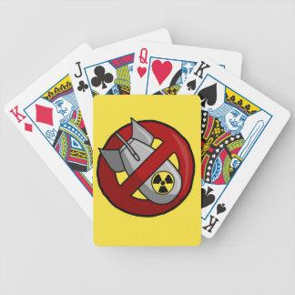 Jeu De Cartes Aucunes armes nucléaires