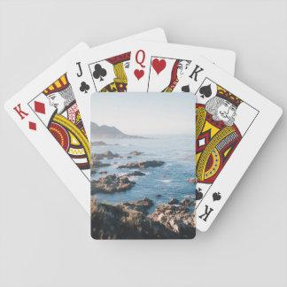 Jeu De Cartes Baie de Monterey