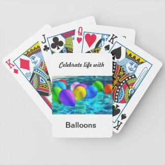 Jeu De Cartes ballons