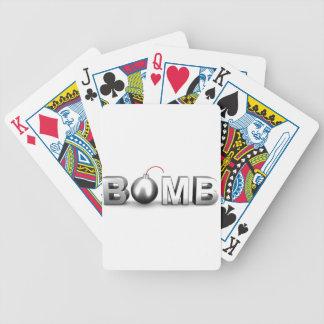 Jeu De Cartes Bombe
