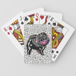 Jeu De Cartes Bouffe de BINDI SUGARSKULL - cartes de jeu