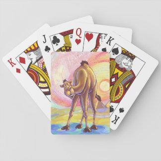 Jeu De Cartes Cadeaux et accessoires de chameau