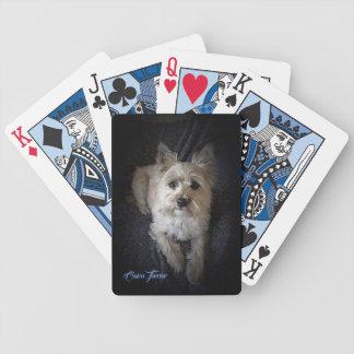 Jeu De Cartes Cairn Terrier - cartes de jeu de tisonnier