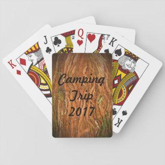 Jeu De Cartes Camping de forêt
