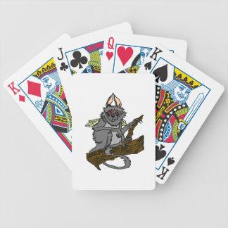 Jeu De Cartes Carte de tisonnier de Pooka