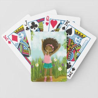 Jeu De Cartes Cartes de jeu afro-américaines