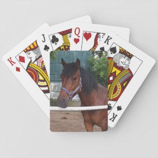 Jeu De Cartes Cartes de jeu Arabes de beauté