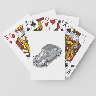 Jeu De Cartes cartes de jeu de 2cv Citroen