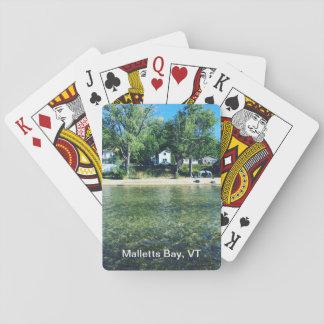 Jeu De Cartes Cartes de jeu de baie de Malletts