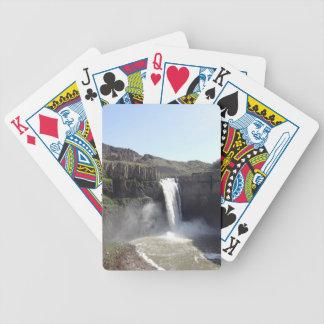 Jeu De Cartes Cartes de jeu de cascade