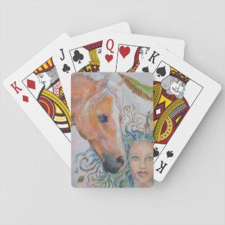 Jeu De Cartes Cartes de jeu de cheval