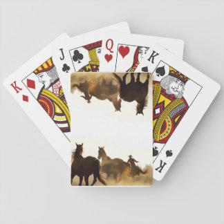 Jeu De Cartes cartes de jeu de cowboy