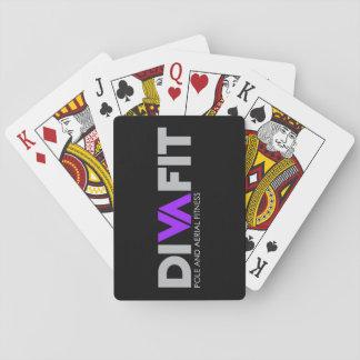 Jeu De Cartes Cartes de jeu de DivaFit