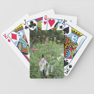 Jeu De Cartes Cartes de jeu de floraison