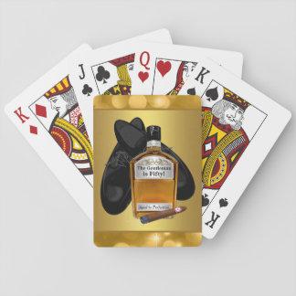 Jeu De Cartes Cartes de jeu de jeu de carte de tisonnier de
