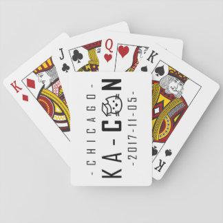 Jeu De Cartes Cartes de jeu de Ka-Escroquerie