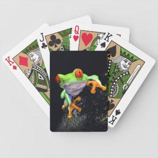 Jeu De Cartes Cartes de jeu de la grenouille 3