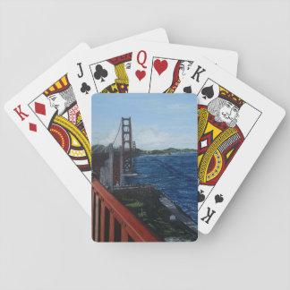 Jeu De Cartes Cartes de jeu de matin de Golden Gate