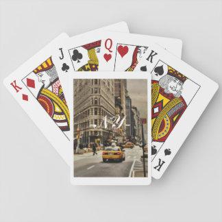 Jeu De Cartes Cartes de jeu de New York