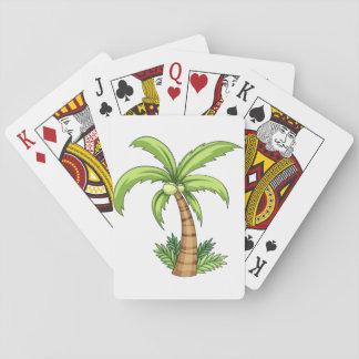 Jeu De Cartes Cartes de jeu de palmier