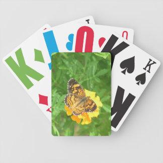 Jeu De Cartes Cartes de jeu de papillon