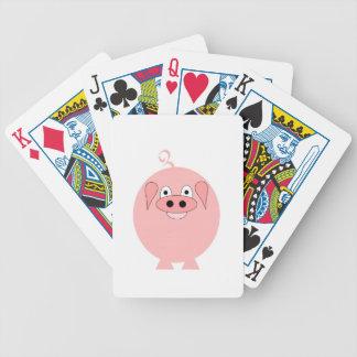 Jeu De Cartes Cartes de jeu de porc