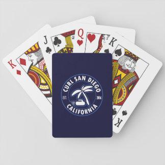 Jeu De Cartes Cartes de jeu de San Diego de boucle