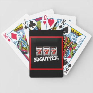 Jeu De Cartes Cartes de jeu de SDGuy