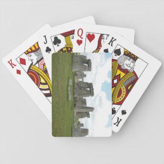 Jeu De Cartes Cartes de jeu de Stonehenge