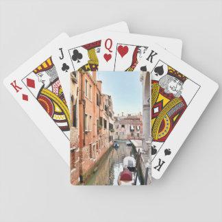 Jeu De Cartes Cartes de jeu de Venise