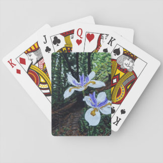 Jeu De Cartes Cartes de jeu d'iris de Santa Cruz