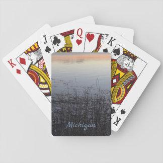 Jeu De Cartes Cartes de jeu du Michigan