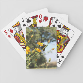 Jeu De Cartes Cartes de jeu du papillon II