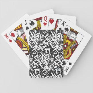 Jeu De Cartes Cartes de jeu d'usage de WAC