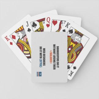 """Jeu De Cartes Cartes de jeu - """"faites-le… """"par BTWSB"""