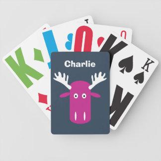 Jeu De Cartes Cartes de jeu faites sur commande principales de